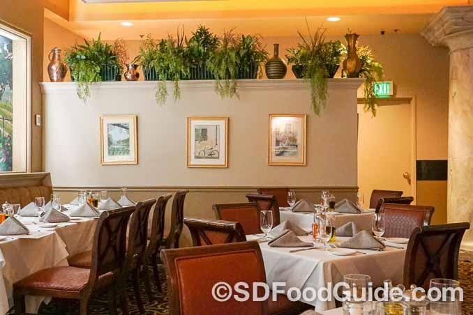 位于Eldorado赌场内的La Strada餐厅让人感觉置身意大利。(摄影:李旭生)