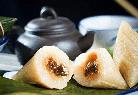 北京粽子味道香甜不腻。(网络图片)