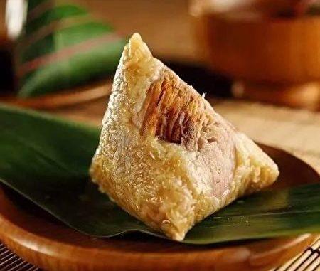 浙江派嘉兴粽子历史悠久闻名华夏,肥而不腻。(网络图片)
