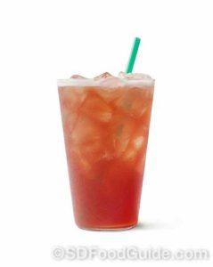 冰摇草莓绿茶(图片由Starbucks 提供)
