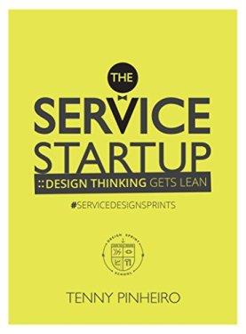 Service Design book by Tenny Tinheiro, The Service Design Startup