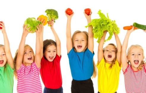 Μάθετε στα Παιδιά σας να τρώνε Σωστά