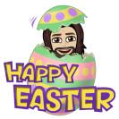 Bitmoji Image: Happy Easter