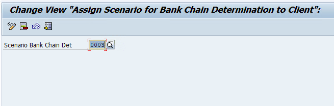 Activate bank chain