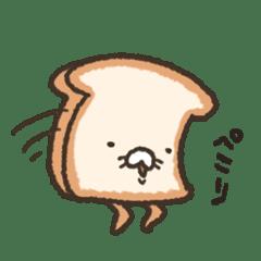 ふかふかしたパン