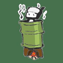 【ゆるしゅる】コミュ障忍者 サスケ 2