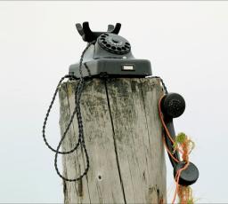 PoteauTelephon