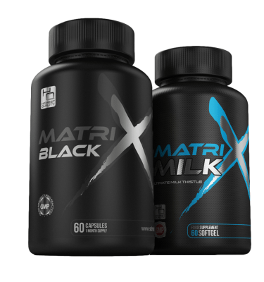 Matrix Black & Matrix Milk