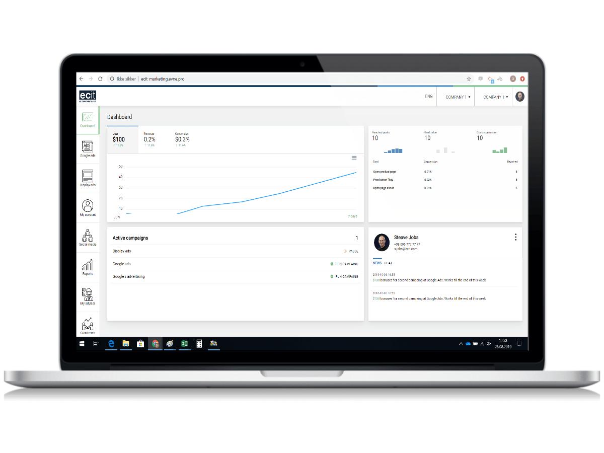 ECIT Marketing Platform