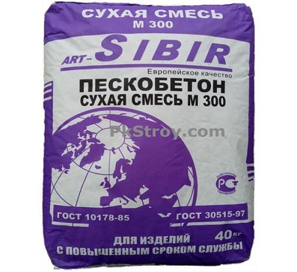 Пескобитон М300 Сибирь
