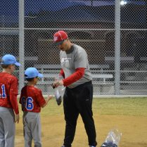 Rangers Little League 113