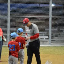 Rangers Little League 120