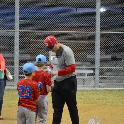 Rangers Little League 121