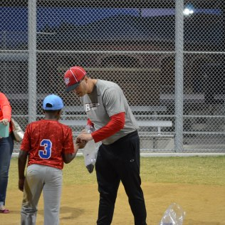 Rangers Little League 125