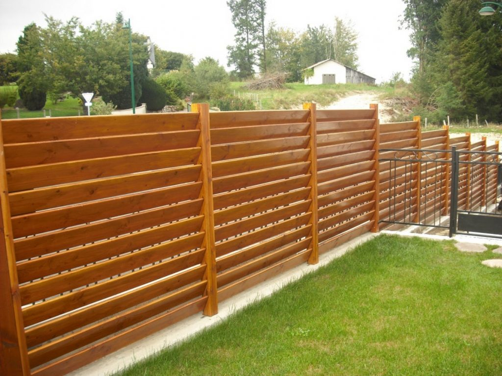 Our work sdm tree services wakefield for Garden decking fencing