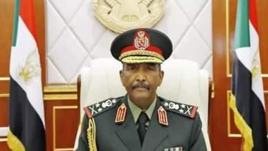 رئيس مجلس السيادة