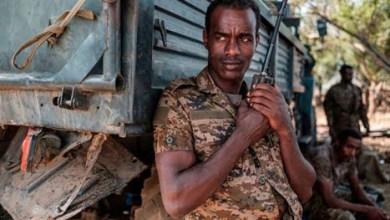 """جبهة """"تيغراي"""" تهاجم العاصمة الأريترية بالصواريخ"""