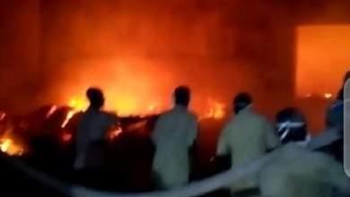 الدفاع المدنى ولاية الجزيرة يحتوى حريقا شب بمحالج العمر بالحاج عبدالله