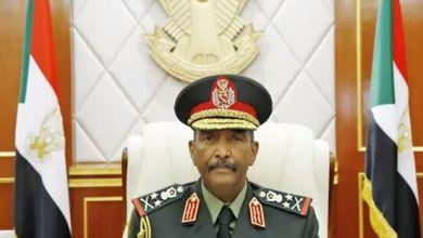 رئيس مجلس السيادة الفريق ركن عبد الفتاح البرهان