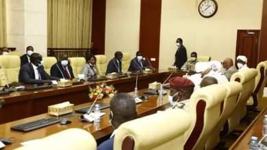 دقلو يبحث مع نائب رئيس جنوب السودان التعاون المشترك