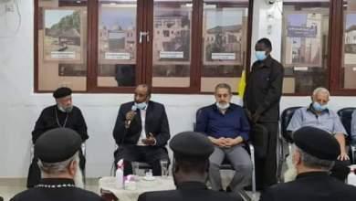 رئيس مجلس السيادة يؤدي واجب العزاء في وفاة جوزيف يعقوب