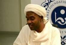 عمر الحبر يوسف