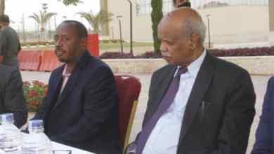 رئيس بعثة الهلال بالقاهرة يشكر أعضاء السفارة على حسن إهتمامهم وقوفهم بجانب الأزرق