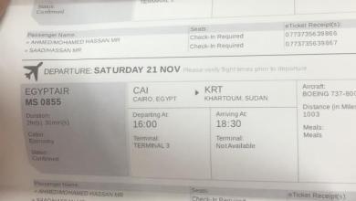 اجراءات صحية تقف في طريق سودانيين للعودة الي بلادهم