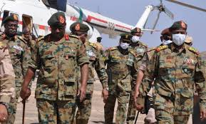 البرهان يختتم زيارته للمنطقة العسكرية الشرقية بالقضارف
