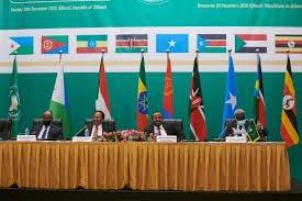 البيان المشترك لمؤتمر القمة الاستثنائي الثامن والثلاثين (الإيقاد)