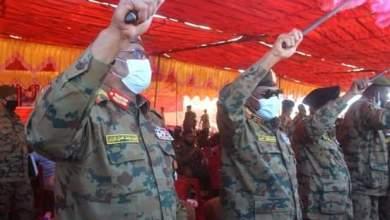 رئيس الأركان: القوات المسلحة ستحرس السلام بقوة حتي يبلغ مبتغاه