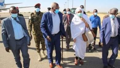 وزيرة التعليم العالي تتفقد الجامعات في ولايات دارفور