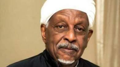 الميرغني: يجدد دعمه للقوات المسلحة
