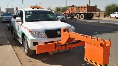 الهيئة القومية للطرق والجسور تدشن مشروع إدارة نظم صيانة الطرق