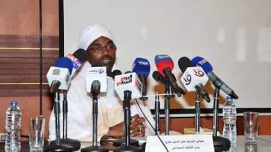 *مفرح يؤكد عمق العلاقات بين الشعبين السوداني والمصري*