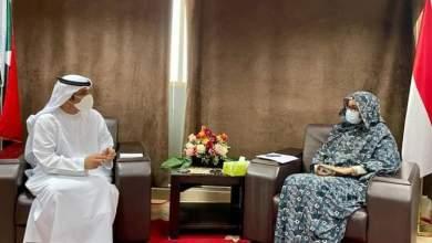 وزارة الخارجية تشيد بالدعم الإماراتي المتواصل للسودان