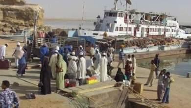 15 مليون دولار تكلفة اعادة تأهيل ميناء وادي حلفا