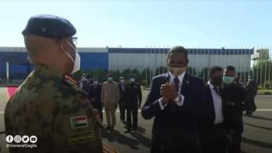 النائب الأول لرئيس مجلس السيادة يتوجه الى دولة اريتريا