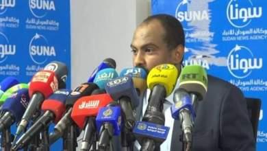 الناطق الرسمي باسم المجلس الأستاذ محمد الفكي سليمان