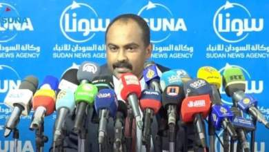 الاستاذ محمد الفكي سليمان عضو مجلس السيادة الإنتقالي
