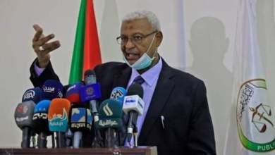 النائب العام - السودان