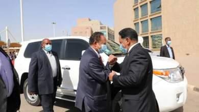 عاجل : إجتماع مغلق لحمدوك مع وزراء القطاع الإقتصادي