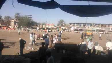 عاجل : اغلاق سوق ودمدني بسبب الكورونا