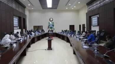 لجنة أمن الخرطوم تقف على خطة تأمين وإنسياب السلع الإستراتيجية