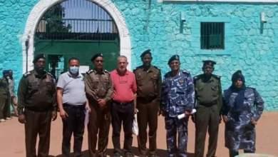 وفد الدولية للإصلاح الجنائي يقف على الاوضاع بسجون شمال كردفان