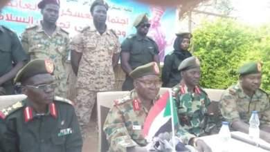 كودي: أكثر من 12 ألف من قواتنا تحت رهن القوات المسلحة