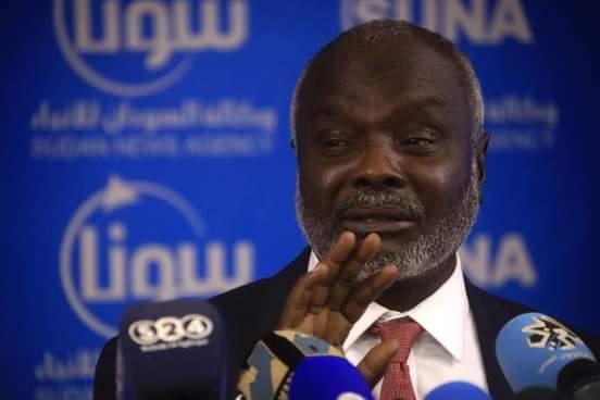 وزير المالية د.جبريل إبراهيم