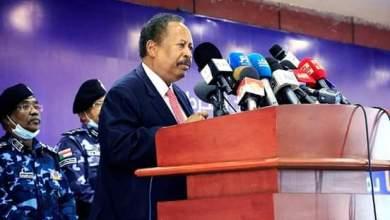 حمدوك يجدد التزام الحكومة بتنفيذ بنود سلام جوبا