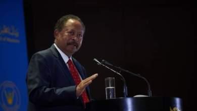 الدكتور عبدالله حمدوك، رئيس مجلس الوزراء الانتقالي