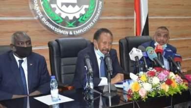 حمدوك : الحكومة الإنتقالية تعالج التحديات الإقتصادية برؤية متكاملة